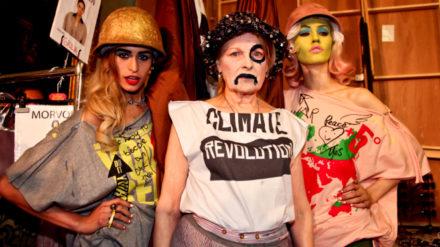 Climate Revolution (c) Vivienne Westwood