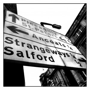 Strangeways, Photographs Smiths Salford Lads Club, Steve Wright