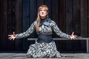 Leandra Ashton as Lady Macbeth