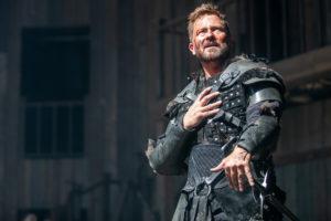 Richard Standing as Macbeth