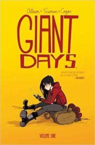 Giant Days Comic Series