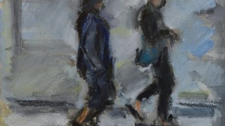 Women Walking, Ghislaine Howard