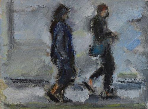 Women Walking, Ghislaine Howard