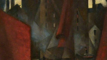 Nevinson, Christopher Richard Wynne, 1889-1946; Limehouse