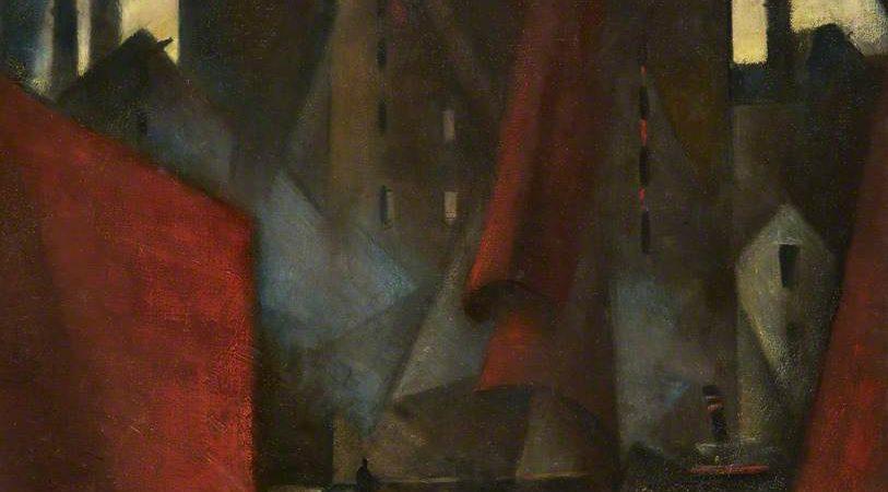 Nevinson, Christopher Richard Wynne, 1889-1946; Limehouse