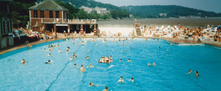Could a crowdfunding campaign save an Arc Deco gem – the Grange-over-Sands lido?