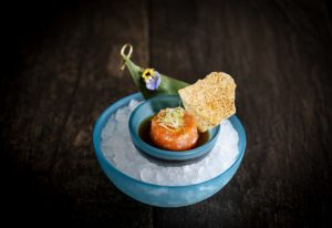 Peter-Street-Kitchen-Salmon-Tartare-with-Shisho-Soy.