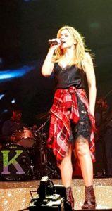 Kylie Minogue, Manchester Arena