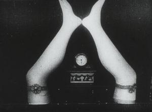Fernand Léger, 1881-1955, George Antheil, 1900-1959 and Dudley Murphy, 1897-1968 Mechanical Ballet (Le Ballet mécanique) 1923-1924 35 mm film, 13 mins © ADAGP, Paris and DACS, London 2018. Photo © Centre Pompidou, MNAM-CCI, Dist. RMN-Grand Palais / image Centre Pompidou, MNAM-CCI