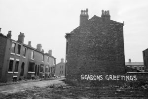Martin Parr: Return to Manchester GB. England. Manchester. Moss Side. 1970.