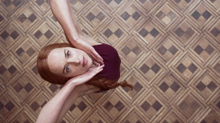 "Dakota Johnson in ""Suspiria."""