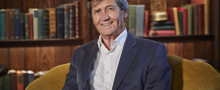 """""""At my best, I lose myself in my writing."""" Melvyn Bragg talks to Northern Soul"""