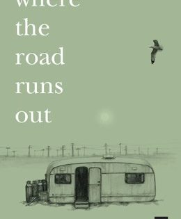 Poetry Review: Where the Road Runs Out by Gaia Holmes