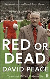 Red or Dead, David Peace