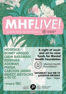 UAM presents MHFlive