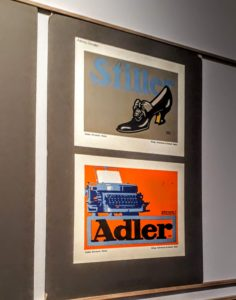 Advertising posters Lucian Bernard Museum der Dinge