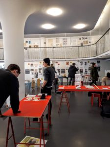Bauhaus Archiv Museum - workshops