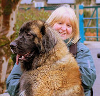 Karen Wood and Tasker