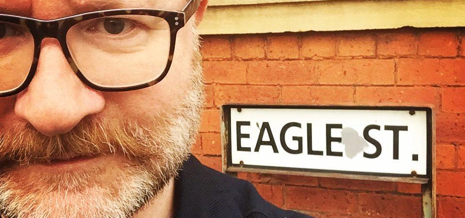 Stephen Hornby at Eagle Street