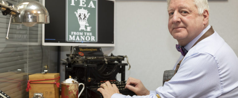 Tea from The Manor: Northern Soul talks tea, teabags and tea-tasting with James Green