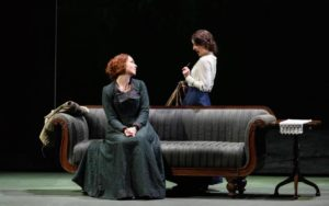 Stephanie Corley as Katya and Katie Bray as Varvara © Jane Hobson