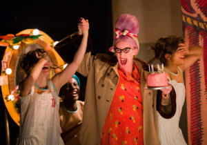 Wise Children, directed by Emma Rice, presented by Wise Children - pic 2 (photo by Steve Tanner)