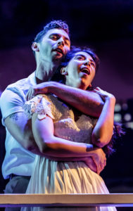 RET West Side Story - Andy Coxon (Tony) & Gabriela Garcia (Maria) - image Richard Davenport of The Other Richard