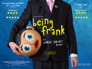 BEING FRANK UK Quad Poster