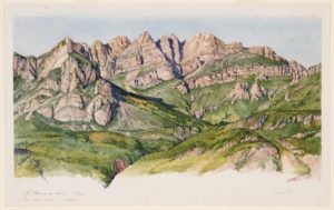 John Ruskin - Art & Wonder, credit Collection of the Guild of S George