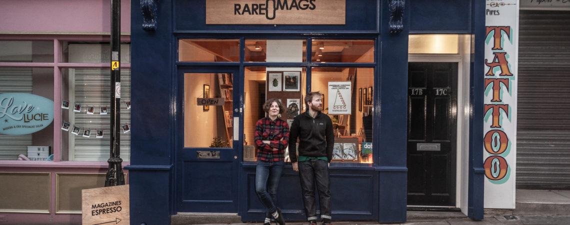 Holly and Martin, Rare Mags