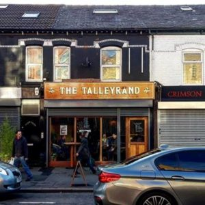 The Talleyrand, Levenshulme