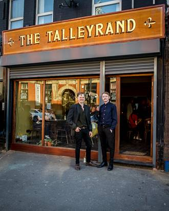 Tom Hughes and Dean Brocklehurst, The Talleyrand