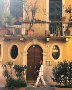 Verona houses, courtesy of Emma Ball)