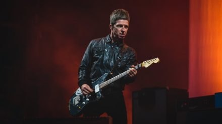 Noel Gallagher's High Flying Birds, This Is Tomorrow, Lewis Palmer