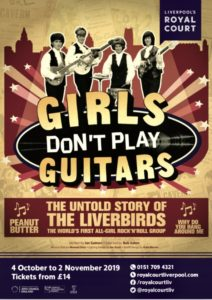 Girls Don't Play Guitars - Royal Court