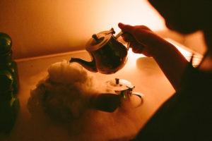 Synaesthesia spa treatment, Lush